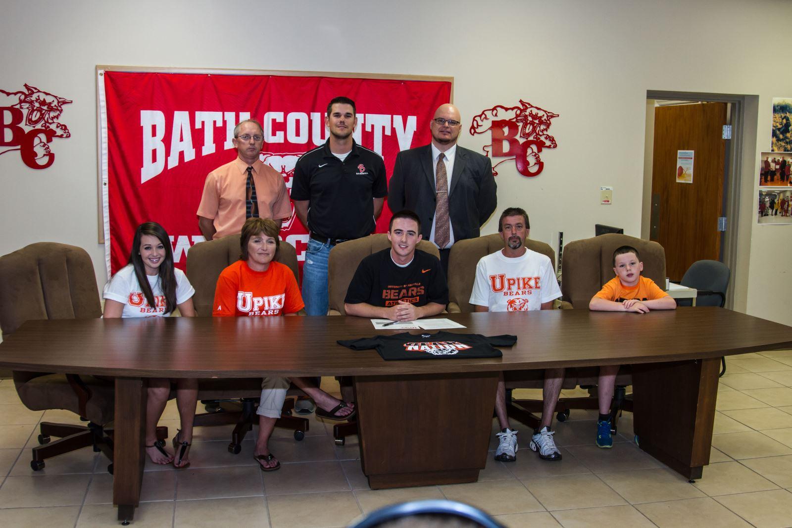 Photo: Bath County High School