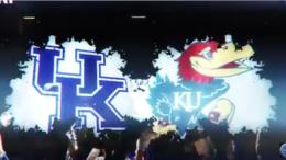 Kentucky vs. Kansas