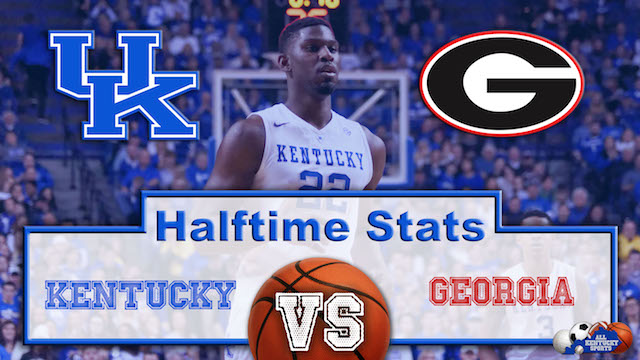 Image result for Georgia vs Kentucky Basketball