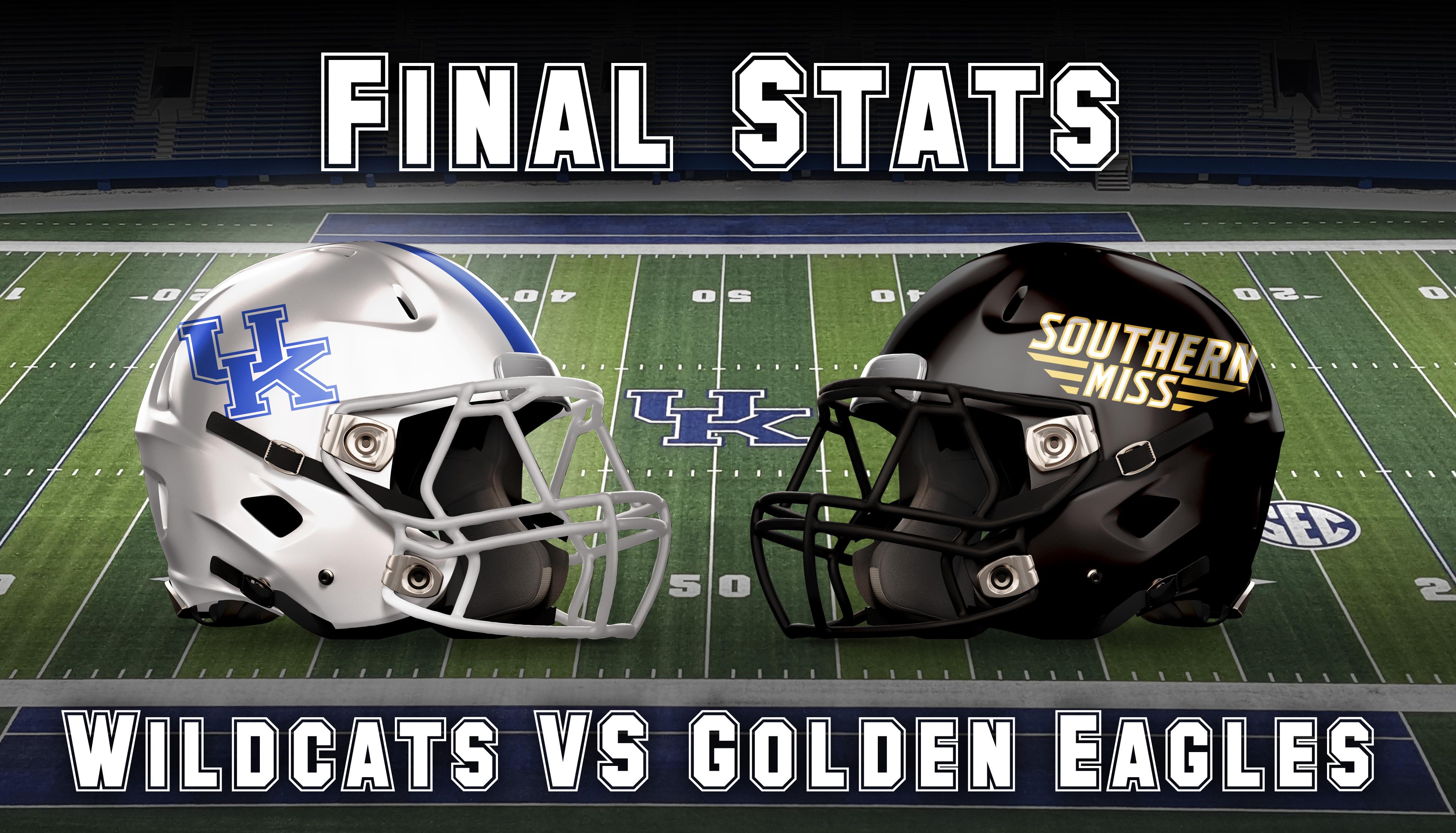 UK vs SM Final Stats